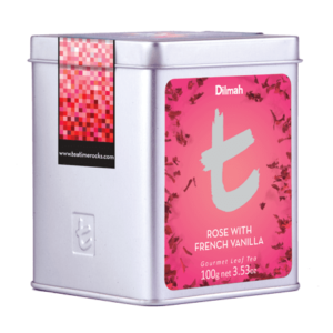 Rose with French Vanilla
