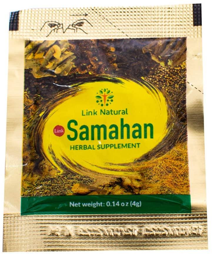 samahan tea