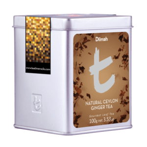 Natural Ceylon Ginger Tea